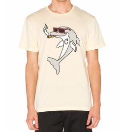 Clot - Smoking Dolphin Tee