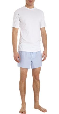 Zimmerli - Sea Island Crew Neck Tee Shirt