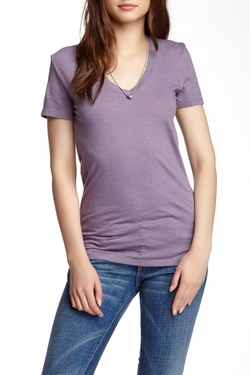 Abound - Short Sleeve V-Neck Tee