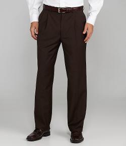 Cremieux  - Travel Smart Pleated Dress Pants
