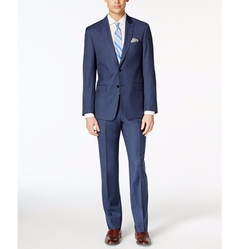 Calvin Klein - X-Fit Solid Extra-Slim-Fit Suit