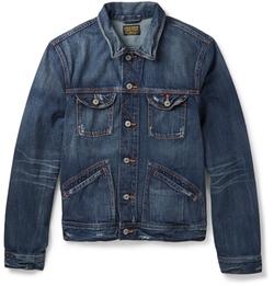 Jean Shop - Ranch Slim-Fit Denim Jacket