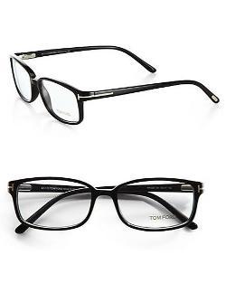 Tom Ford Eyewear - 5209 Rectangular Optical Frames