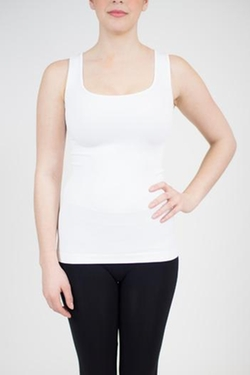 Sugarlips - Seamless Ribbed Tank Top