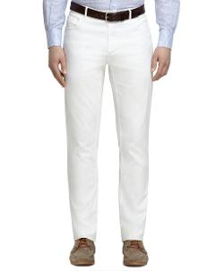 Brooks Brothers - Five-Pocket Dress Trousers