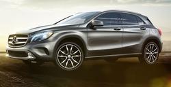 Mercedes-Benz - GLA SUV