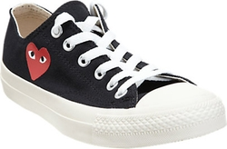 Comme Des Garçons Play - Chuck Taylor Low Sneakers