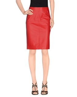 Laneus - Knee Length Skirt