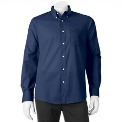 Dockers - Solid Button-Down Shirt