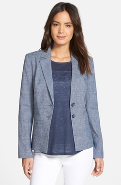 Nordstorm Collection - Linen Blend Jacket