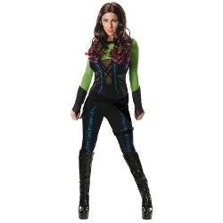 Costume Express - Guardians of the Galaxy - Adult Gamora Outfit