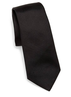 Theory  - Roadster Bradford Silk Tie