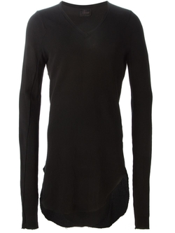 Lost & Found - Long Sleeve V-Neck T-shirt