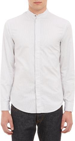 Armani Collezioni  - Fine-Stripe Shirt