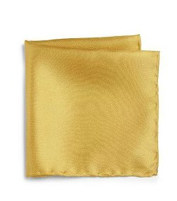 Saks Fifth Avenue Collection - Silk Solid Pocket Square