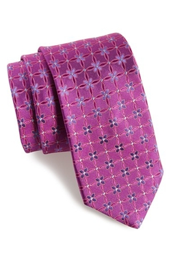 Ted Baker London  - Floral Silk Tie