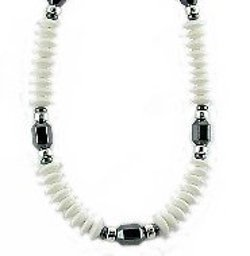 Timeless Treasures  - Mens Beaded Handcrafted Necklace