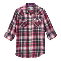Mudd - Plaid Flannel Shirt
