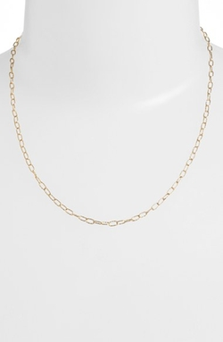 Bony Levy  - Textured Chain Necklace