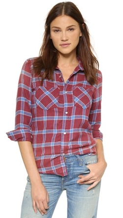NSF - Kimberly Button Down Shirt