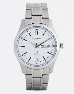 Sekonda - Silver Stainless Steel Watch