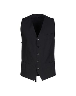 Ann Demeulemeester - Single-Breasted Vest