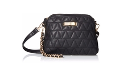 Dolce Girl - Quilted Convertible Cross Body Bag