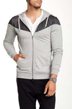 Sovereign Code - Rambler Zip Front Hoodie Jacket
