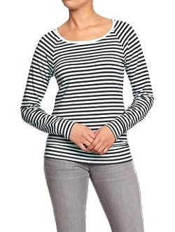 Old Navy - Striped Lounge Tee