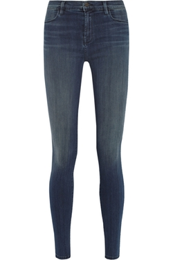 J Brand - The Maria High-Rise Skinny Jeans