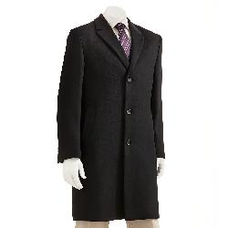 Jean-Paul Germain  - Classic-Fit Wool-Blend Top Coat