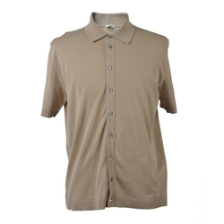 Malo - Short Sleeves Button Down Shirt
