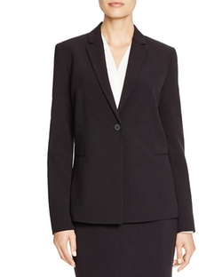 T Tahari  - Jolie Notch Lapel Blazer