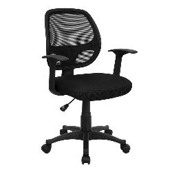Flash Furniture - Mid-Back Mesh Computer Chair