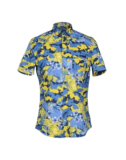 Bikkembergs  - Hawaiian Shirt