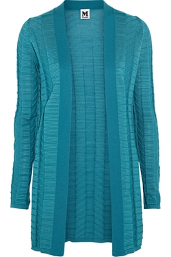 M Missoni  - Wool Blend Cardigan