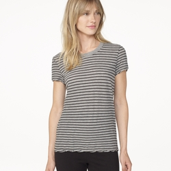James Perse - Classic Striped Tee