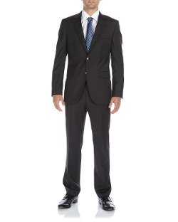 Hugo Boss  - The Grand Central Windowpane Suit