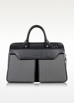 Aznom  - Tre Tasche Large Tote Bag