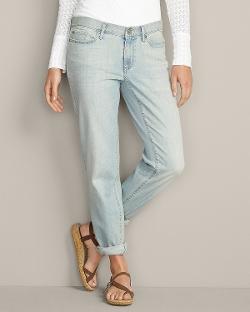 Eddie Bauer - Boyfriend Slim Jeans