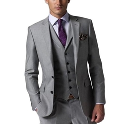 CMDC - New Casual Slim Three Piece Fit  Suit