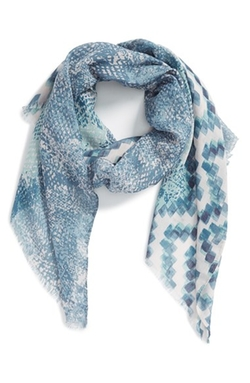 Nordstrom - Mixed Print Wrap