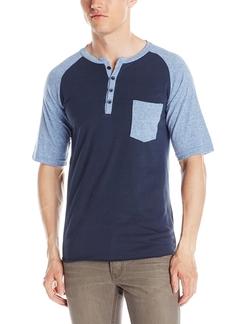 Split - Knit Raglan Shirt