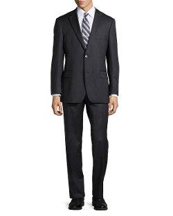 Hugo Boss  - Paolini Pinstripe Suit