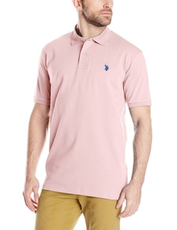 U.S. Polo Assn.  - Solid Interlock Polo Shirt
