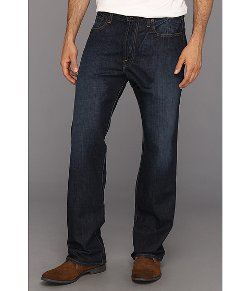 Lucky Brand - Relaxed Straight in Old Carriage Jeans