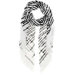 Balenciaga - Printed Scarf