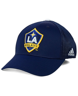 Adidas  - LA Galaxy Stretch-Fit Cap