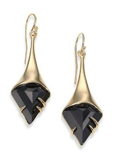 Alexis Bittar  - Miss Havisham Liquid Crystal Drop Earrings