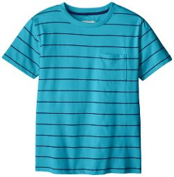 Kidtopia  - Short-Sleeve Striped T-Shirt